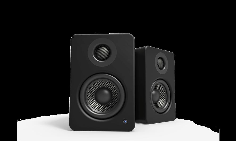 Yu2 Powered Desktop Speakers Kanto Audio